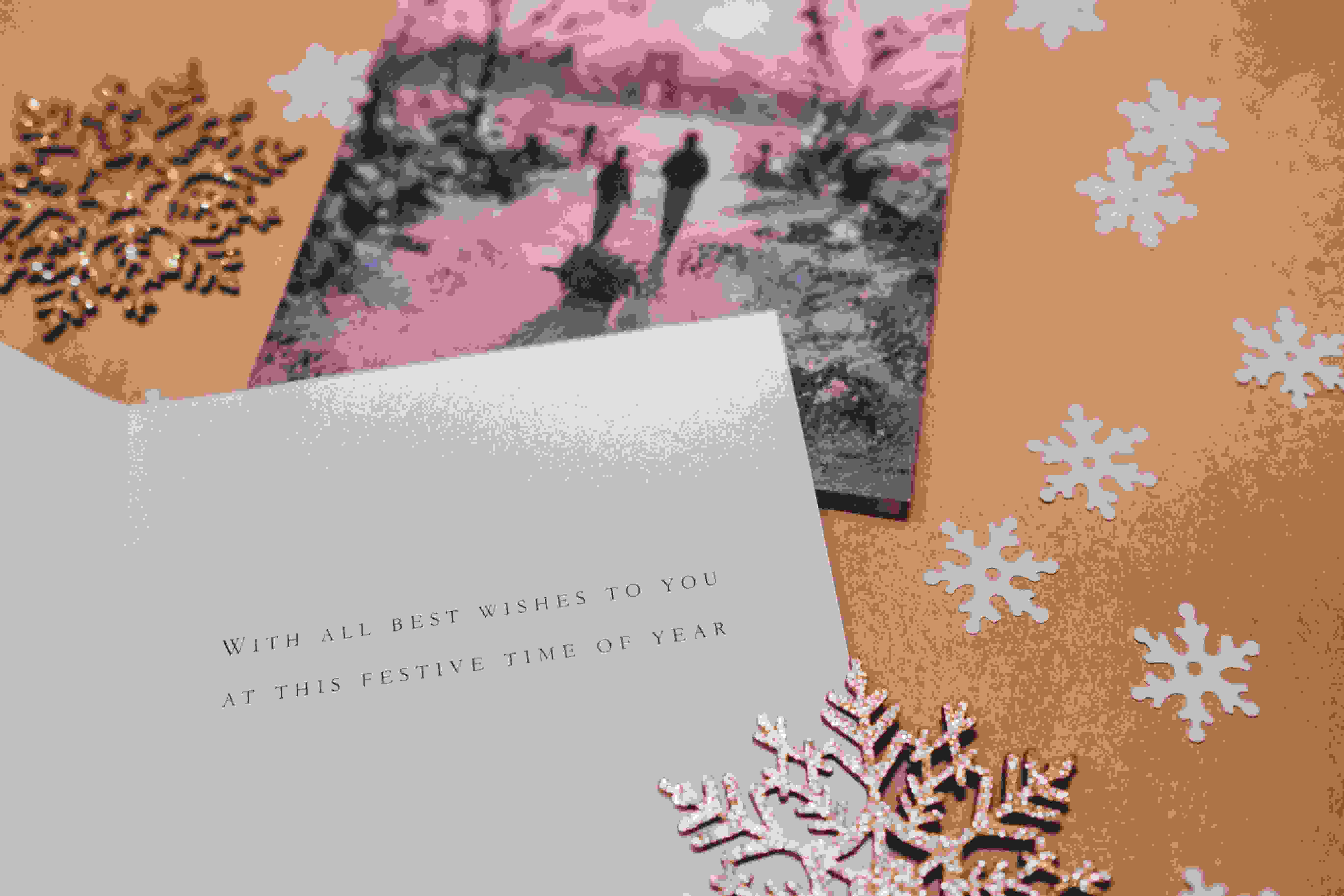 What does the future look like for Christmas cards?