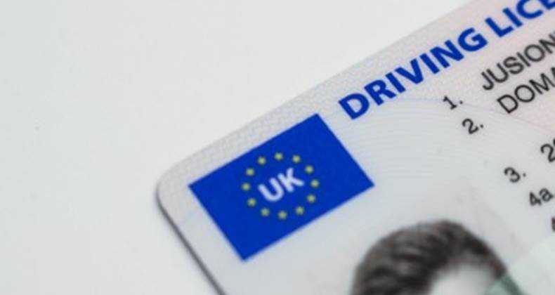Getting up to speed on driving licences
