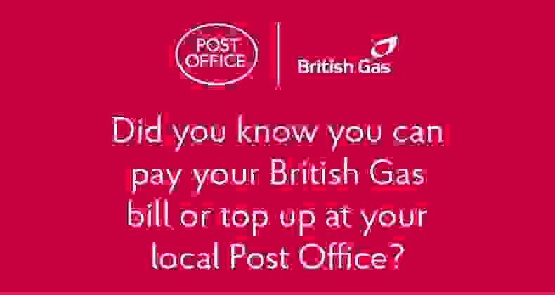 British Gas – spread the word